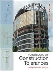 Handbook of Construction Tolerances