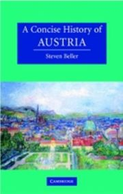 A Concise History of Austria - Cover