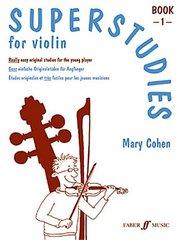 Superstudies for violin 1