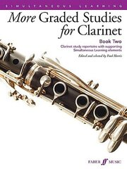 More Graded Studies for Clarinet Book Two