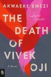 The Death of Vivek Oji - Cover