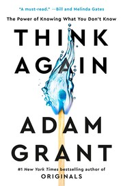 Think Again - Cover