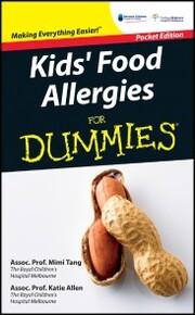 Kid's Food Allergies For Dummies