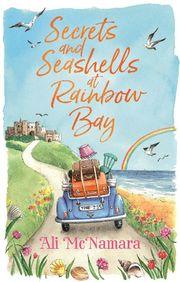 Secrets and Seashells at Rainbow Bay - Cover
