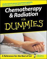 Chemotherapy & Radiation For Dummies