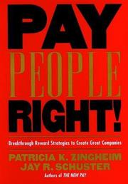 Pay People Right! - Cover