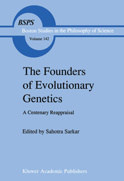 The Founders of Evolutionary Genetics