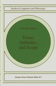 Tense, Attitudes, and Scope