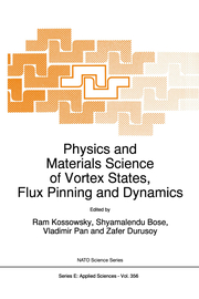 Physics and Materials Science of Vortex States, Flux Pinning and Dynamics