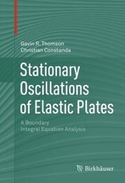 Stationary Oscillations of Elastic Plates