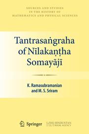 Tantrasangraha of Nilakantha Somayaji