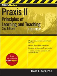 CliffsNotes Praxis II