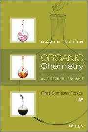Organic Chemistry As a Second Language I