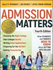 Admission Matters