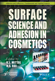 Surface Science and Adhesion in Cosmetics
