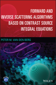 Forward and Inverse Scattering Algorithms Based on Contrast Source Integral Equations