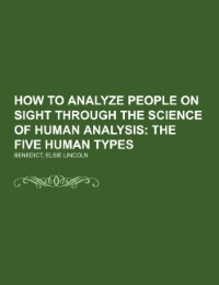 How to Analyze People on Sight Through the Science of Human Analysis