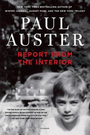Report from the Interior - Cover
