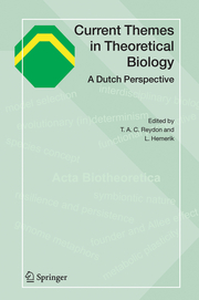 Current Themes in Theoretical Biology