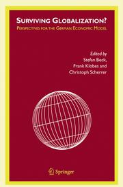 Surviving Globalization?