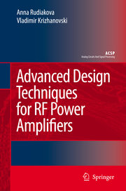 Advanced Desgin Techniques for RF Power Amplifiers