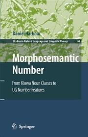 Morphosemantic Number: