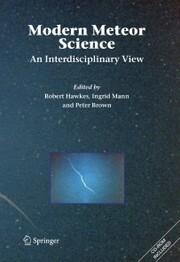 Modern Meteor Science