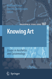 Knowing Art