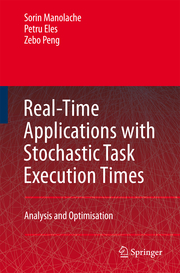 Real-Time Applications with Stochastic Task Execution Times