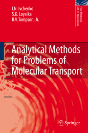 Analytical Methods for Problems of Molecular Transport