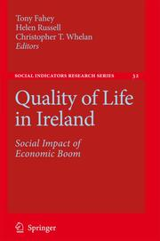 Quality of Life in Ireland in the 1990s