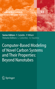Computer-Based Modeling of Novel Carbon Systems and Their Properties
