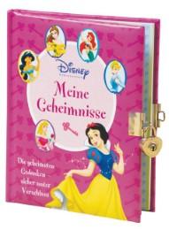 Disney-Prinzessinnen - Meine Geheimnisse