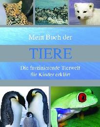 Mein Buch der Tiere - Cover