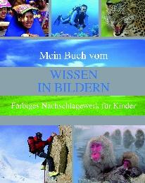 Mein Buch vom Wissen in Bildern - Cover