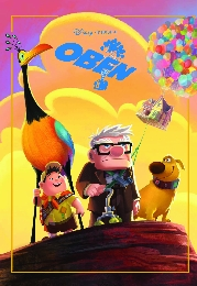 Disney/Pixar: Oben