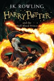 Harry Potter and the Half-Blood Prince - Cover