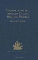 Esmeraldo de situ orbis, by Duarte Pacheco Pereira