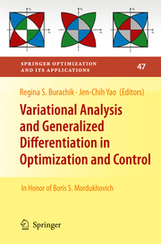 Variational Analysis and Generalized Differentiation in Optimization and Control
