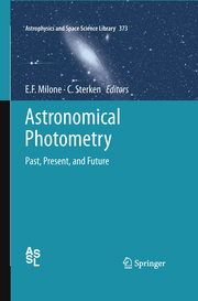 Astronomical Photometry
