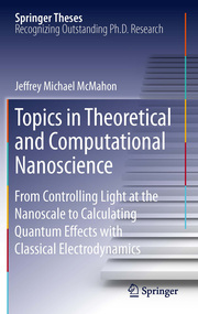 Topics in Theoretical and Computational Nanoscience