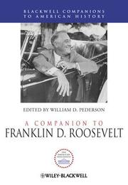 A Companion to Franklin D.Roosevelt