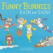 Funny Bunnies: Rain or Shine