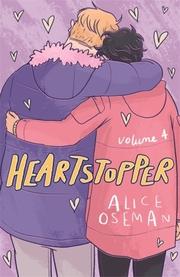Heartstopper 4 - Cover