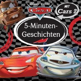 Cars - 5-Minuten Geschichten