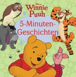 Winnie Puuh - 5-Minuten-Geschichten
