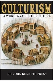 Culturism: A Word, A Value, Our Future - Cover