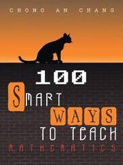 100 Smart Ways to Teach Mathematics