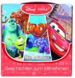Disney/Pixar - Geschichten zum Mitnehmen