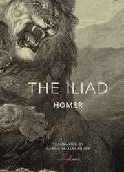 The Iliad - Cover